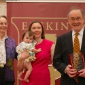 Alumni Association Presents Awards At Alumni Day Meeting