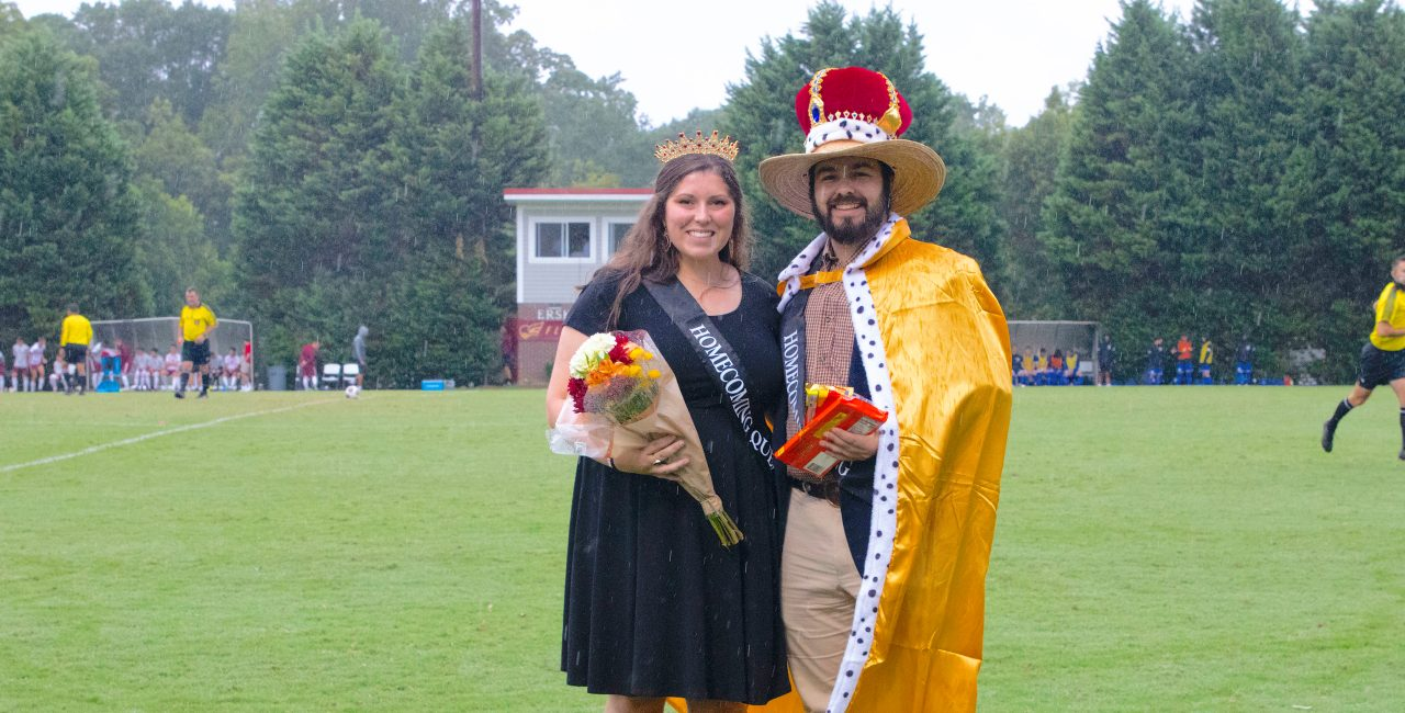Homecoming 2019 Draws Crowd To Erskine Campus