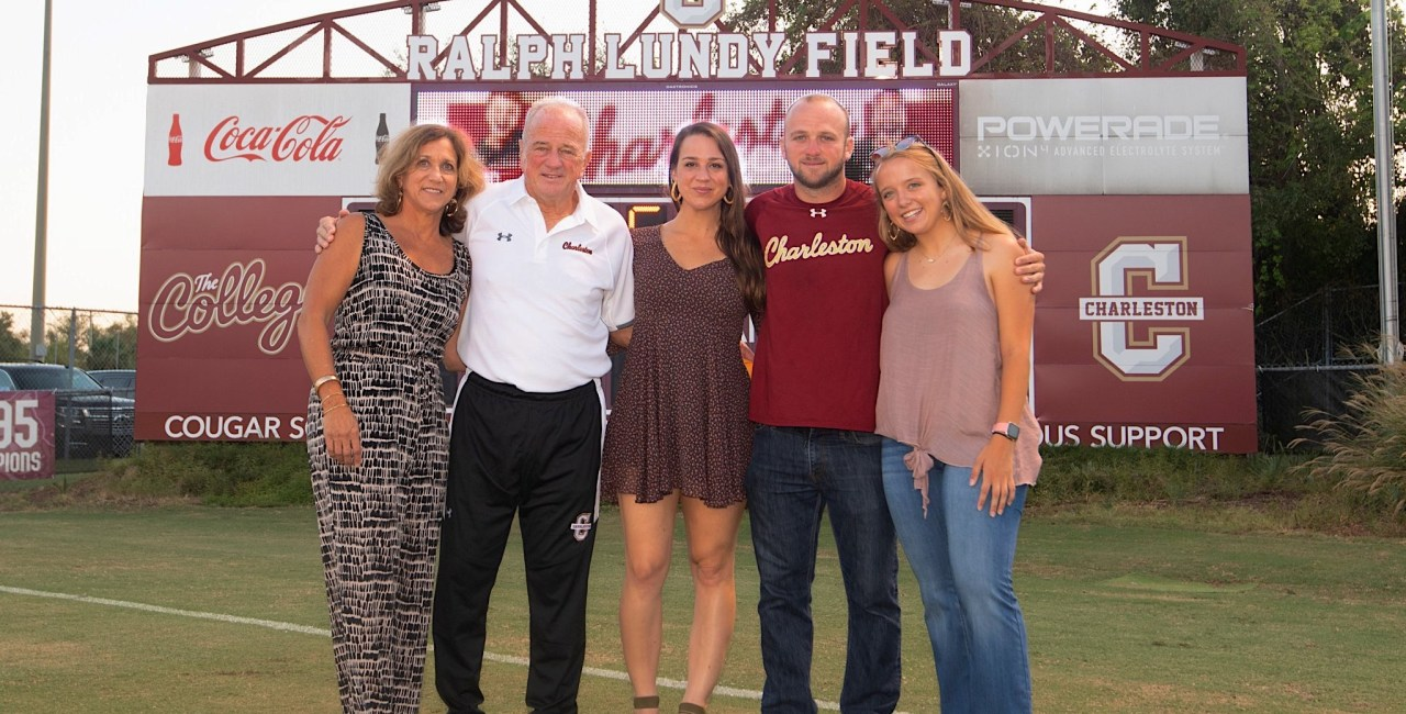 Lundy Recognized For 46-year Career: '…it Was What I Loved Doing'