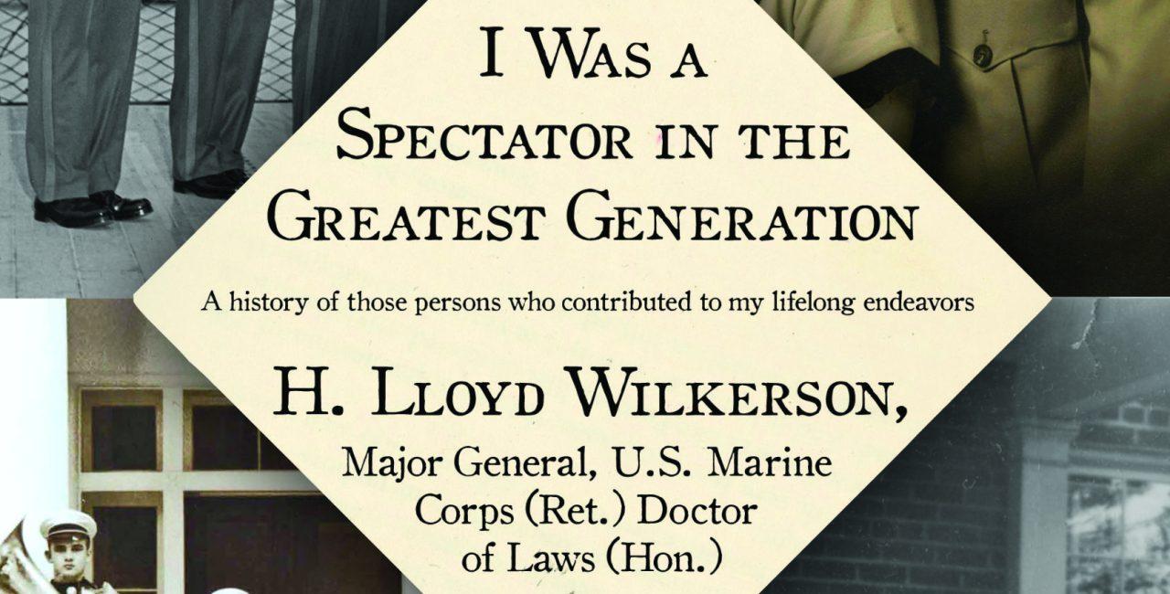 Decorated Marine, Member Of Class Of 1941, Pens Memoir