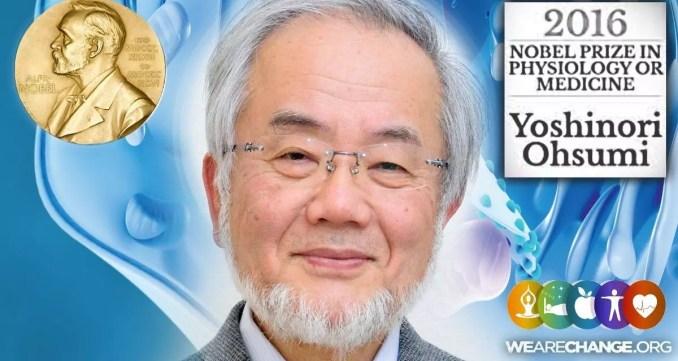 Yoshinori Ohsumi, otofajide keşiflerinden dolayı Nobel Ödülü'nü kazandı
