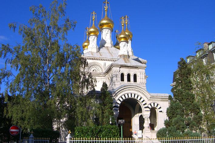 église orthodoxe russe genève