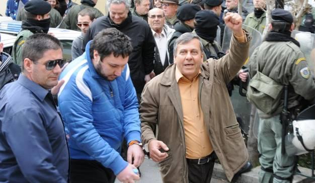 Στην Ευελπίδων οι συλληφθέντες της κινητοποίησης στα Μέγαρα