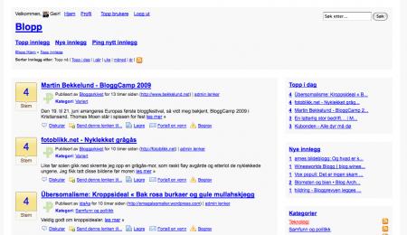 Fremtiden for pr-kåte norske bloggere