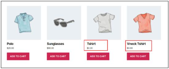 Woocommerce Product - Hide Price When Price is Zero
