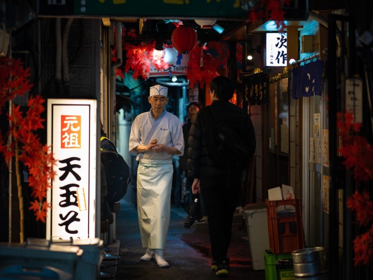 TV programma's over Japan
