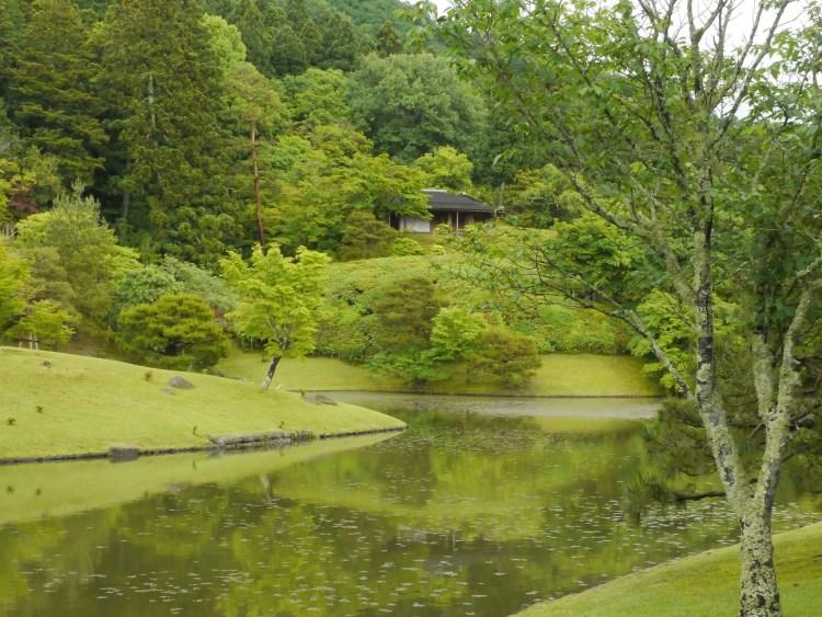Shugakuin Keizerlijke Villa