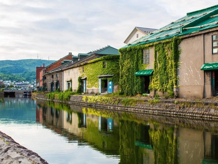 Otaru, een van de 10 mooiste stadjes van Japan