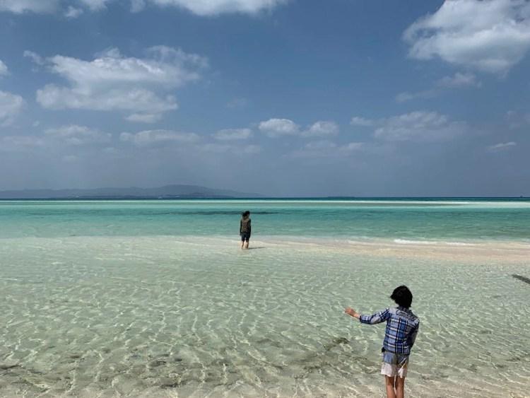 Strandvakantie in Japan