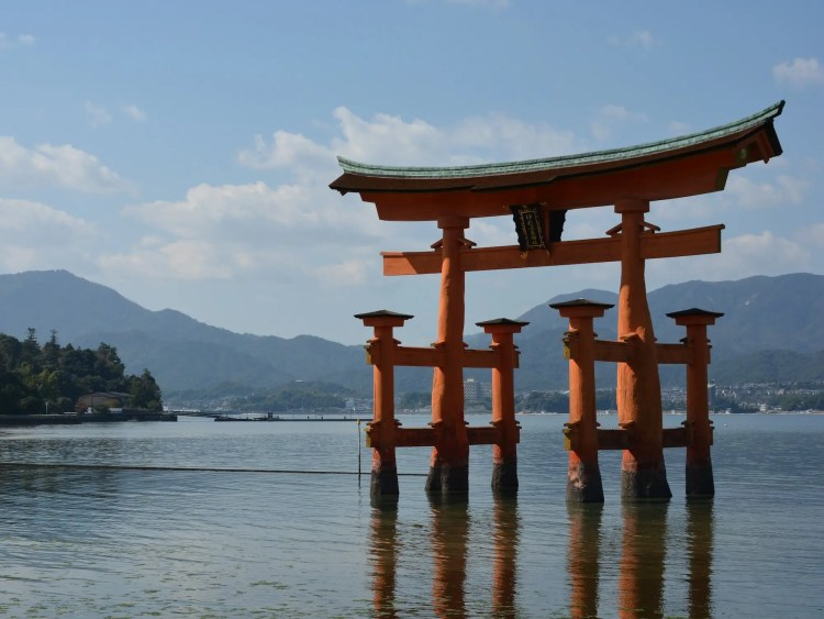 UNESCO Werelderfgoed Itsukushima