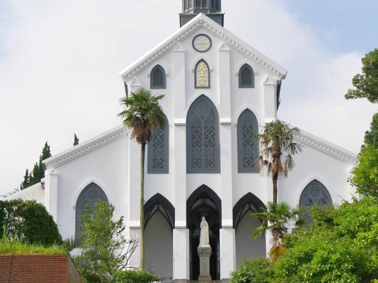 UNESCO Werelderfgoed Oura Kathedraal
