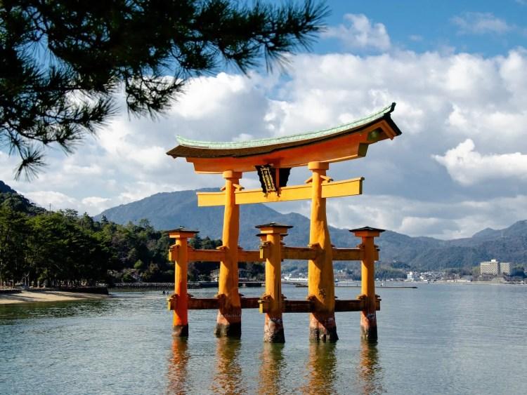 3 mooiste plekken van Japan: Miyajima
