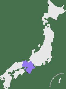 Regionale treinpassen in Kansai