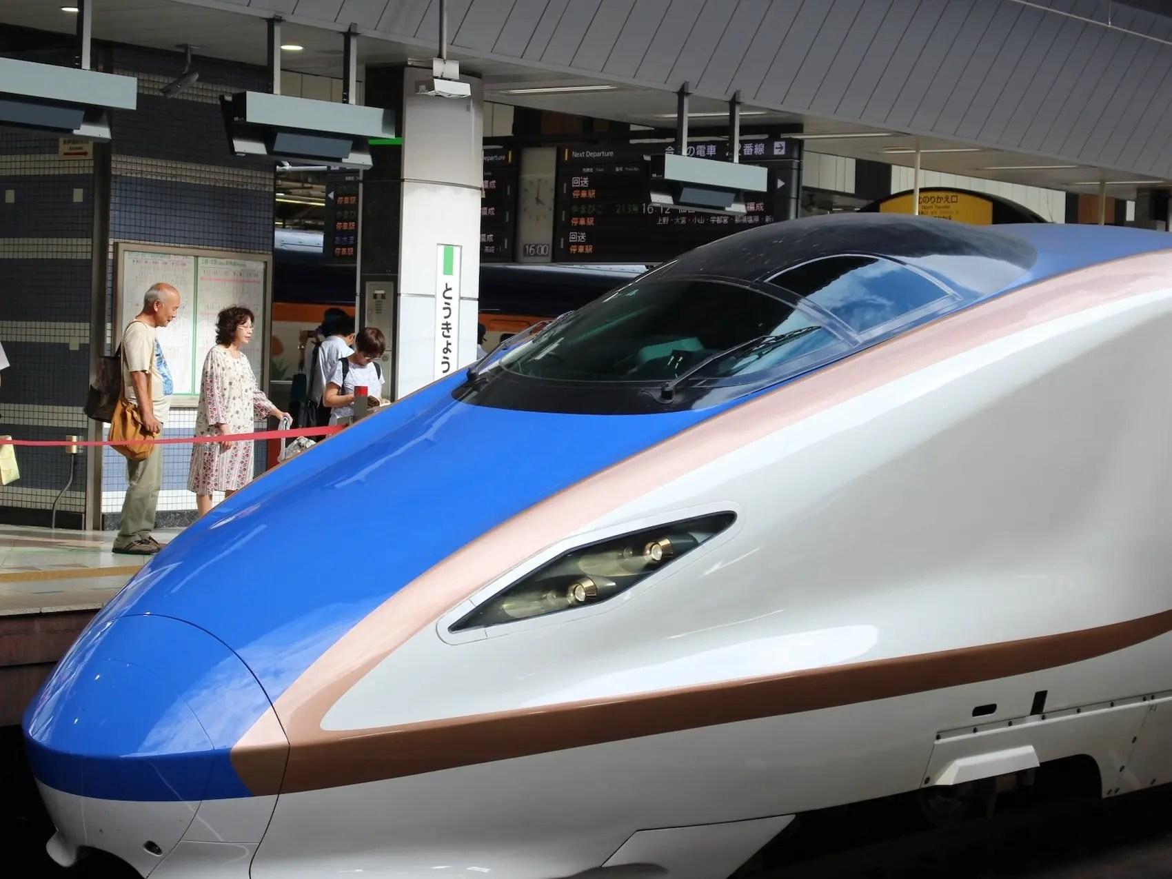 Shinkansen E7-series