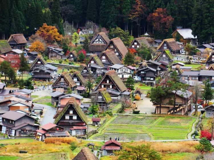 UNESCO Werelderfgoed in Japan