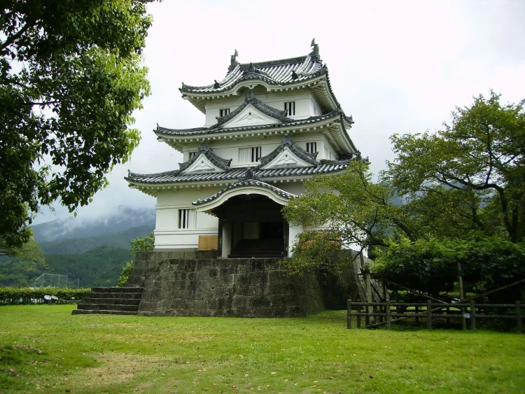 Kasteel Uwajima