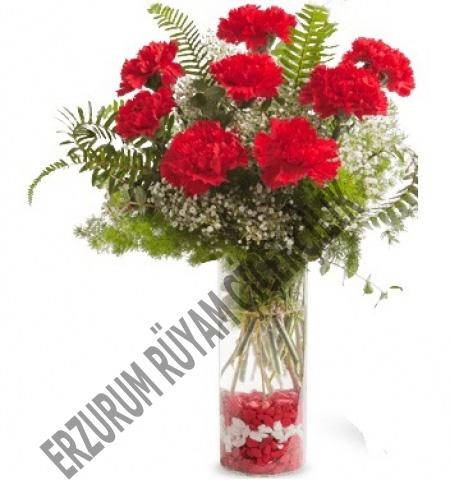 güller sevgiliye buketler