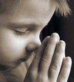 Tres pasos para orar con la sencillez de un  niño
