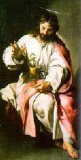 Juan Apóstol y Evangelista, Santo
