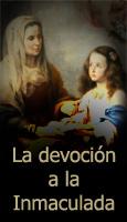 La devoción a la Inmaculada