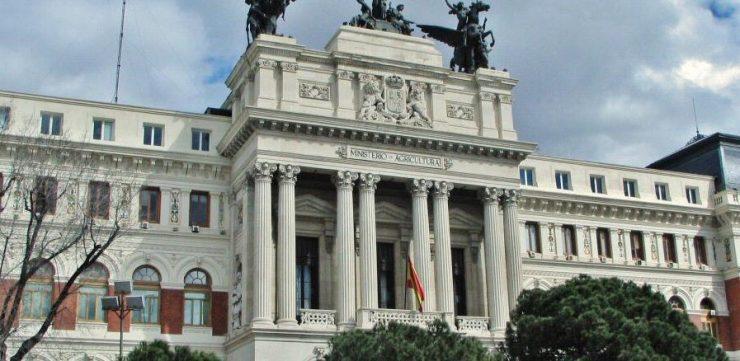 Procedimiento Maritimo Administrativo y Contencioso España