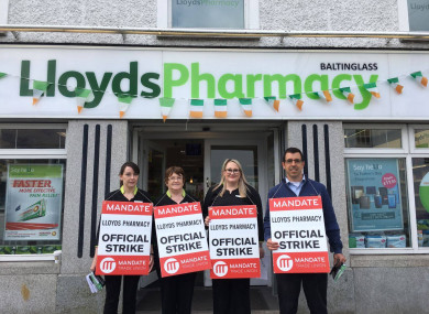 Lloyds Pharmacy Workers Facebook