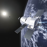 BepiColombo heading towards Mercury