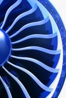 Aircraft turbine