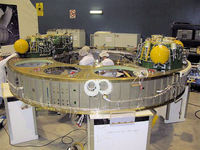 Equipped External Bay of the ATV-4
