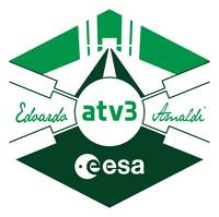 ATV-3 Edoardo Amaldi mission logo
