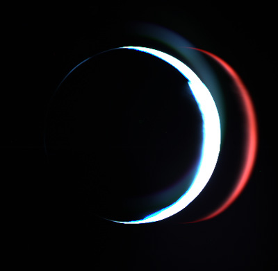 Crescent Mars