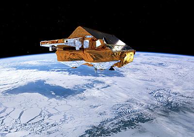 ESA's ice mission