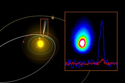 Comet Hartley 2 observed by ESA's Herschel