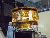 Trabajo de preparación final en el LISA Pathfinder antes de la prueba