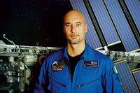 ESA Astronaut Luca Parmitano