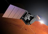A Mars Express (http://www.esa.int)