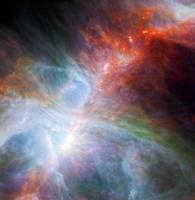 Baby estrellas en la Nebulosa de Orión
