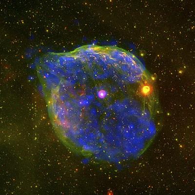 Wolf-Rayet bubble
