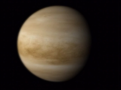 Animation of Venus