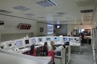La misión Cluster de la ESA es operado desde el ESOC, en Darmstadt