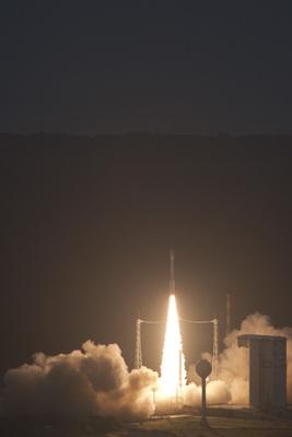 El despegue de la Vega VV01