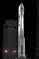 Vega VV01 ready for launch