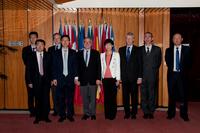 Visit of Mr Wang Zhaoyao to ESA Director General