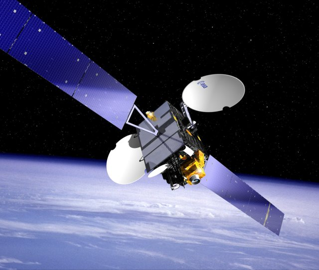 Esa Communication Satellites Telling Us Where They Are