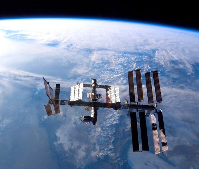 Esa International Space Station Legal Framework