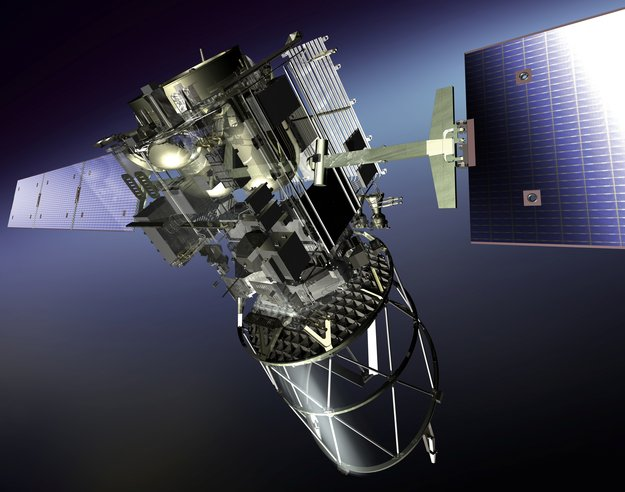 Satellite Aeolus Observing The Earth Our Activities