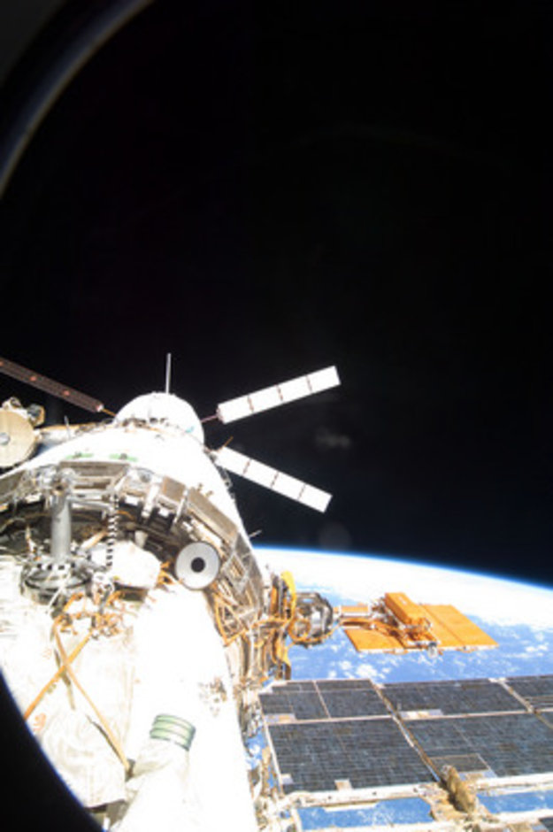 ATV 3 Set For Overnight Undocking ATV Human