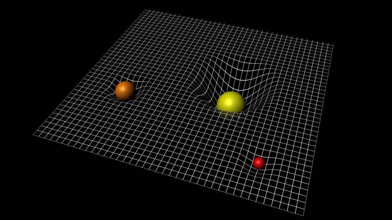 ESA - Spacetime curvature