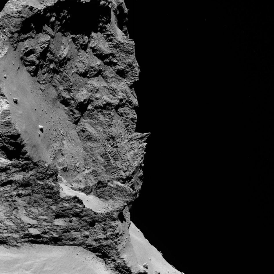Comet on 8 June 2016 – OSIRIS narrow-angle camera