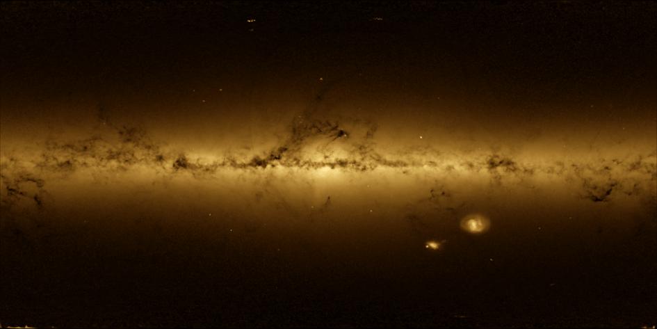 Virtual Milky Way